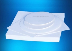 China High Performance Plastics Glassfiber reinforced TEFLON sheet on sale