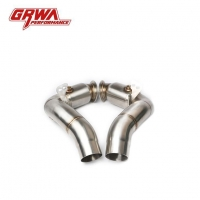 Downpipe With Catalytic Converter For M5 F10