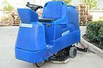 China HandPush Floor Scrubber/Drier YHFS-500H on sale