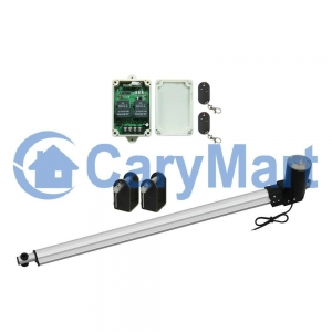 China DC 12/24V 24/600mm 2000N Linear Actuator Wireless Remote Control Kit on sale