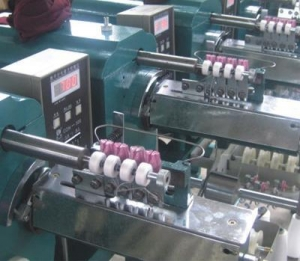 China Winding Machines CO-2E Prewound Bobbin Winder And Dental Floss Winder on sale