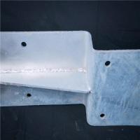 China galvanized angle steel Cross Arm on sale