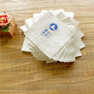 China Custom Printed Cocktail Tissue Paper on sale