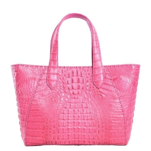 China Real Crocodile Shopping Bags Online on sale