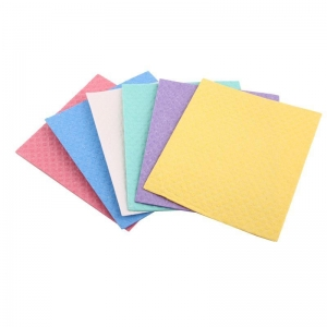 China Cellulose sponge Germany cellulose sponge cloth on sale