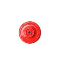 China GLAZED PORCELAIN CEILING ROSE - RED on sale