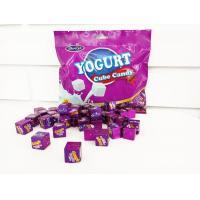 50pcs Cube Shaped Candy / yogurt flavored milk candy 2.75g * 50 * 25bags