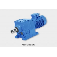 China R- series helical gear motor on sale