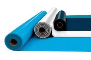 China NJ-121 Polyvinyl chloride (PVC) waterproof membrane on sale