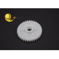 China White GRG ATM Parts NCR 58xx Presenter 36T Gear 445-0587806 For Automated Teller Machine on sale