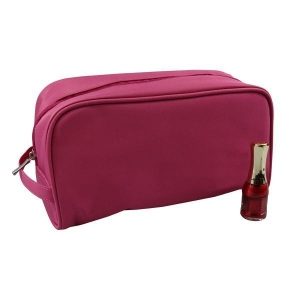 China Best Womens Toiletry Bag Plum on sale