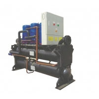 various models ranging from 234.kw~352.2kw heating and cooling reversible geothermal heat pump