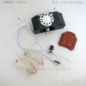 China Cuckoo Clock Movement Parts on sale