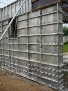 China International Mass Housing Concrete Aluminum Formwork on sale