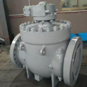 China Cast Top Entry Ball Valve on sale