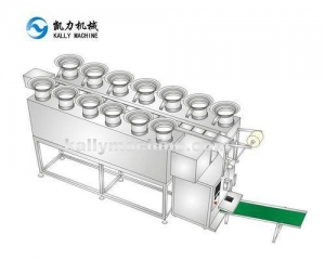 China Automatic 10 Plate Counting Packing Machine on sale