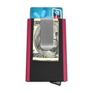 China RFID Bank Credit Card Holder on sale