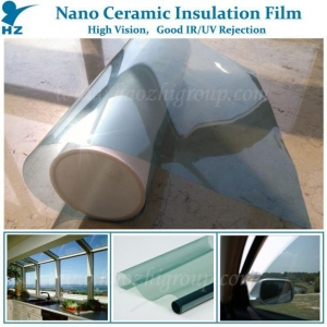 China Nano Ceramic Thermal Insulation Films on sale