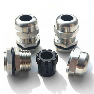 China M10 Stainless Steel Cable Gland on sale