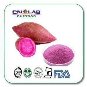 China Dried Purple Sweet Potato Powder, Purple Potato Flour on sale