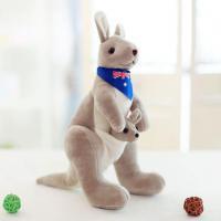 China Plush Kangaroo Toy Factory on sale