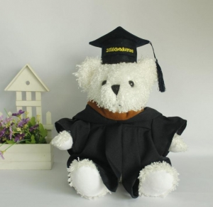 China Graduation Gift Toy Plush Factory on sale