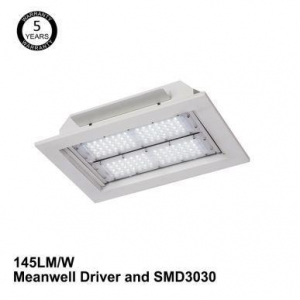 China 120W LED Canopy Light for Parking Garage Lighting on sale