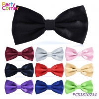 Elegant Pre-tied Bow Ties Formal Bowtie