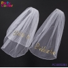 China Bachelorette Bride to be Veil for sale