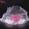 China Bride to be Tiara with Veil for sale