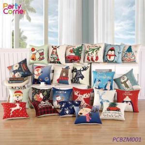China Christmas Pillow Covers on sale
