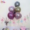 China Latex Metallic Balloons for sale