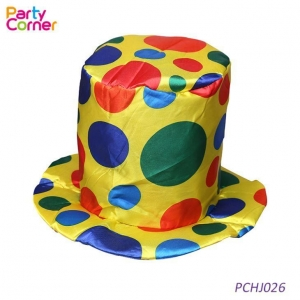 China Clown Top Hat Party Costume on sale