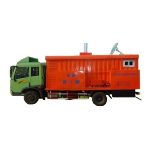 China Mobile Steam Dewax Truck on sale