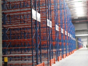 China Pallet Rack Shelving on sale