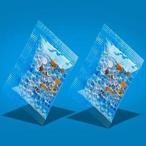 China Desiccant Packets Indicating Silica Gel Packets on sale