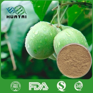 China Arhat Fruit Luo Han Guo Extract Mogrosides for Edulcorant, 88901-36-4 on sale