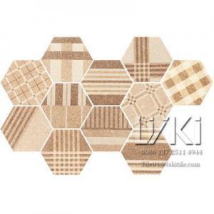 China Restaurant Hexagon Tile on sale