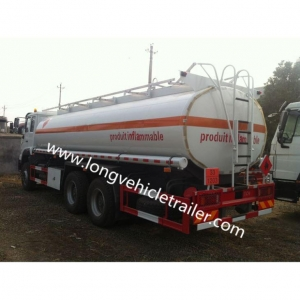 China Tank Truck Sinotruk 6X4 Fuel Tank Truck on sale