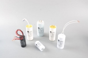 China Run Capacitor Single Cable Cbb60 Capacitor on sale
