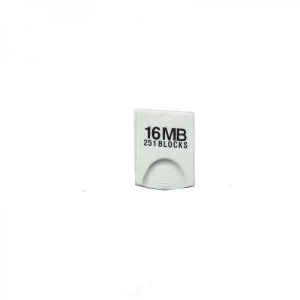 China Wii/ GameCube 16MB Memory Card on sale