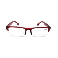 China Half Frame Reading Glasses Men on sale