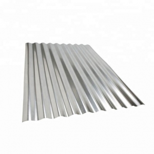 China Corrugated Galvanized Steel Sheet Metal on sale