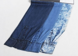 China Soft Hand Feel Denim Fabric For Baby Jeans on sale