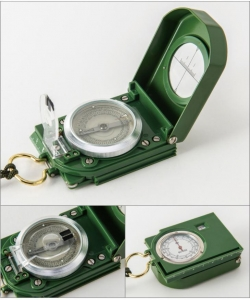 China Professional Outdoor Geology Compass For Camping on sale
