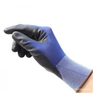China NMSAFETY 18g nylon liner supper flexible phone glove touch screen gloves touch glove on sale