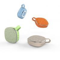 Mini Smart Super Bass Fabric Protable Bluetooth Speaker