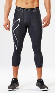 China Men's Compression 3/4 Tights on sale
