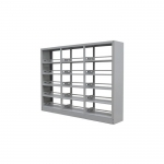 Bookshelf 5 Layers Metal Bookshelf