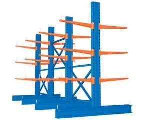 China Metal Cantilever Rack on sale
